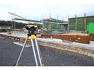Leica Geosystems 840383 NA332 360 Degree Auto Optical Level