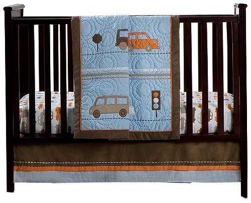Car Crib Sheet : Car crib bedding tktb