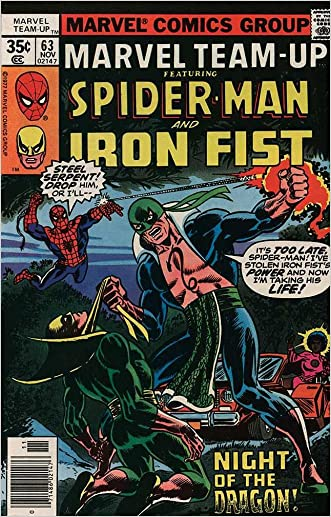 Marvel Team-Up, Edition# 63