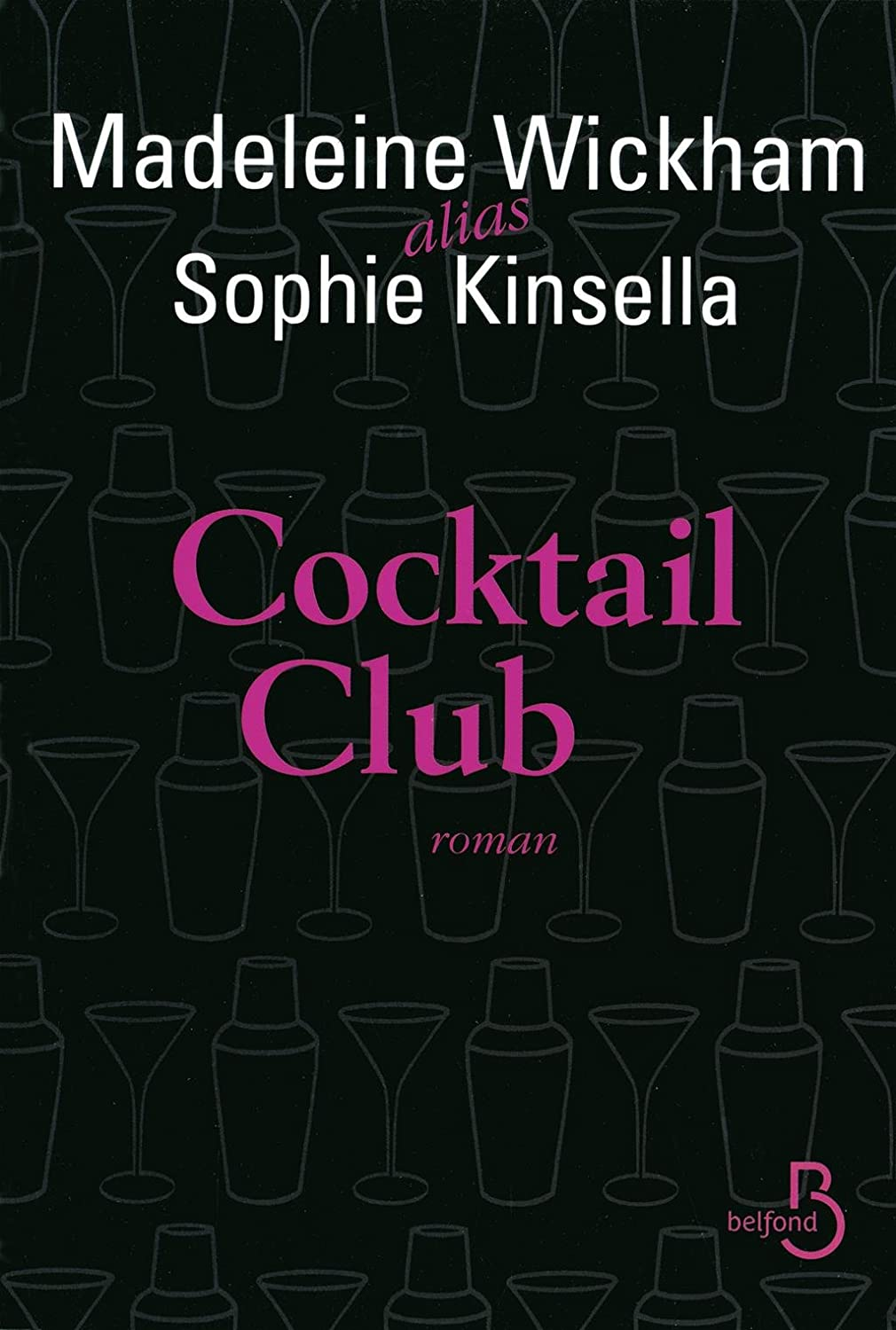 Cocktail-Club-Kinsella-Couverture
