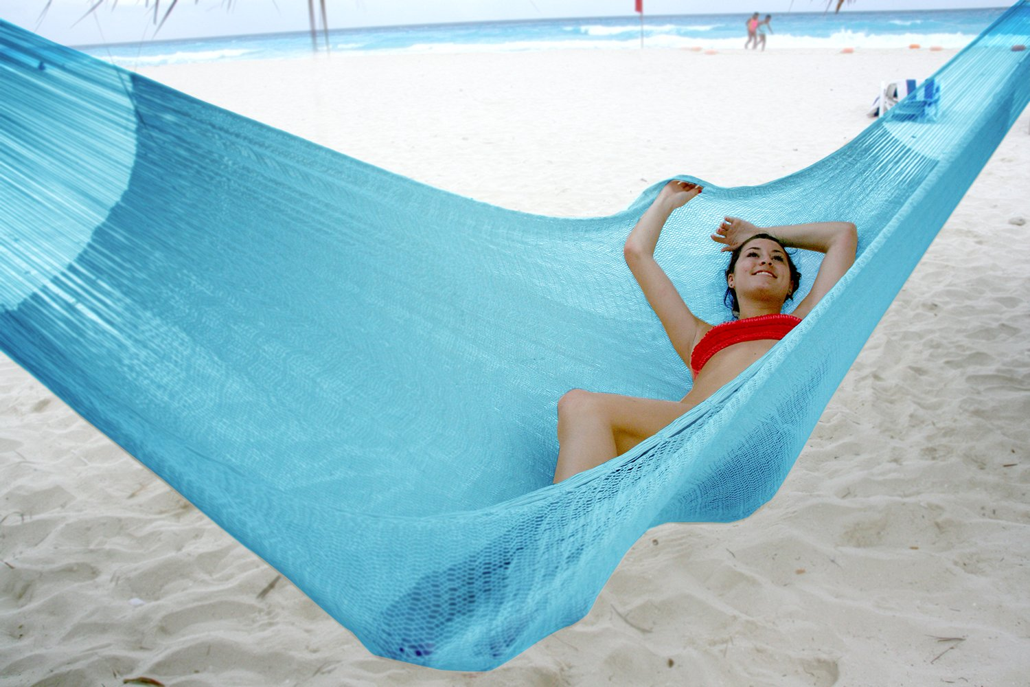 A hammock is an uncommon cotton gift. Also very fun and comfy!