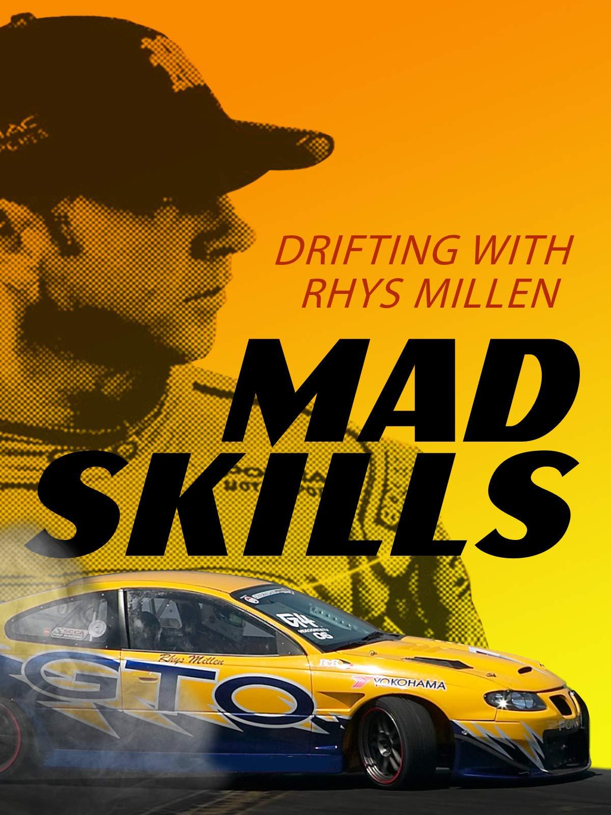 Mad Skills - Drifting with Rhys Millen