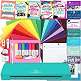 Silhouette Teal Cameo 3 Edition Bluetooth Educational Bundle Oracal Vinyl, Guides, Class, Membership and More