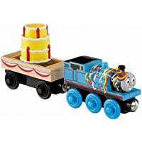 Fisher-Price Thomas & Friends Wooden Railway Happy Birthday (Battery Operated)
