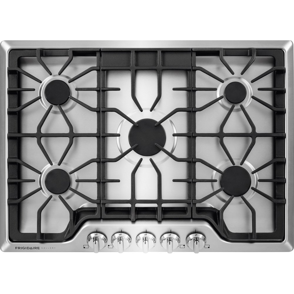 "Frigidaire Gallery 30"" Stainless Steel Gas Cooktop"