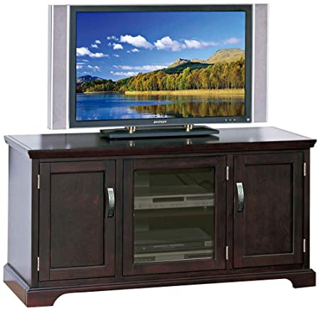 Leick 81350 Riley Holliday Chocolate 50 in. TV Console