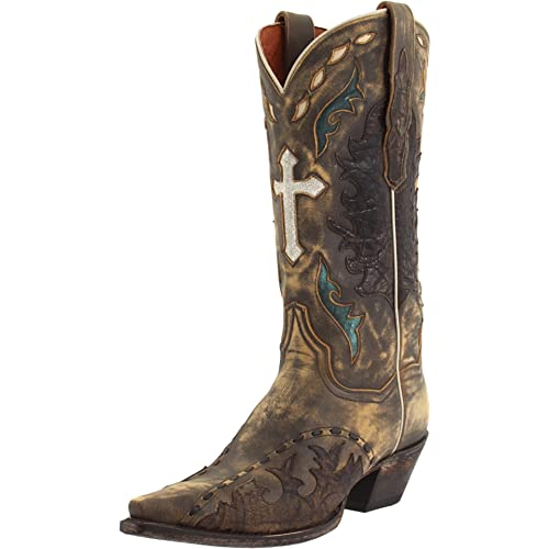 Dan Post Womens Anthem Western Boot
