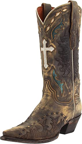 Ladies Designer Dan Post WoAnthem Western Boot Wholesale