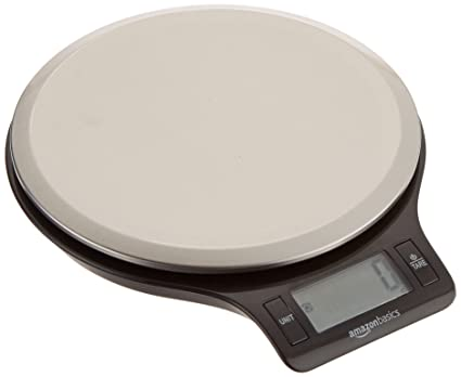 How can my new digital scale measure volume? | The Gear Page