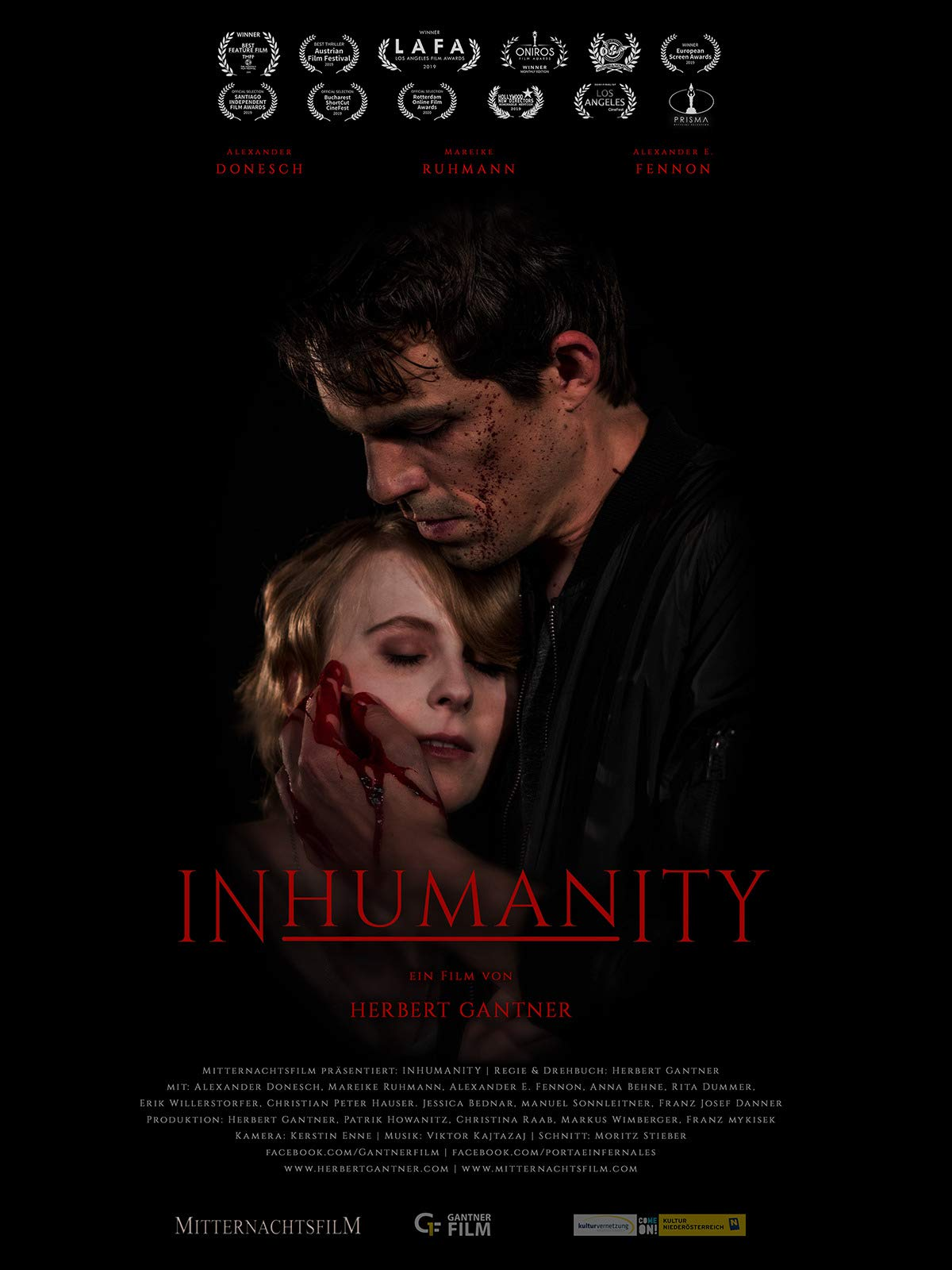 Inhumanity (director's cut) on Amazon Prime Video UK