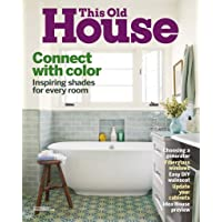 1-Year (8 issues) of This Old House Magazine Subscription