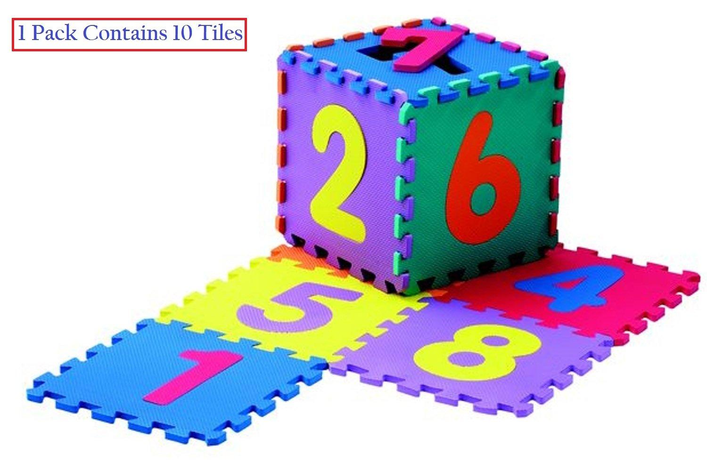 Floor mats for kids - Eva Puzzle Mat 10 Mm Thick Shockproof Eva Kids Interlockable Puzzle Foam Floor Mats