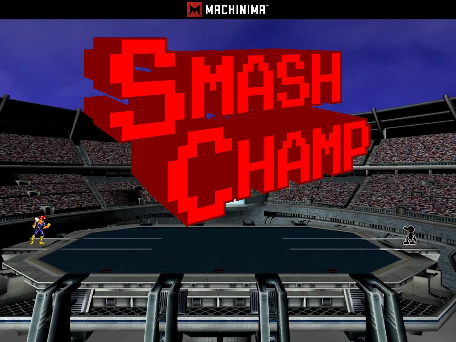 Smash Champ on Amazon Prime Instant Video UK