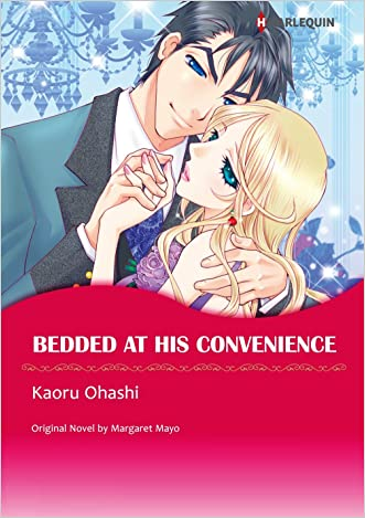 BEDDED AT HIS CONVENIENCE (Harlequin comics)