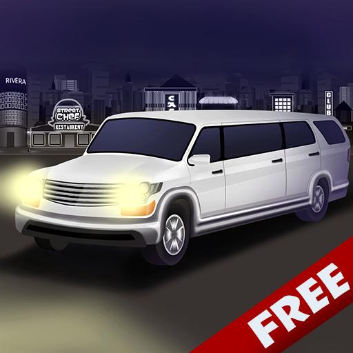 la-limousine-services-jeu-de-conduite-pendant-la-nuit-a-los-angeles-gratuit