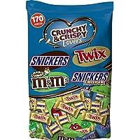 Mars Chocolate 170Pc Candy Bars