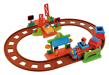 Early Learning Centre - 118635 - Jouet D'éveil - Petit Train Happyland