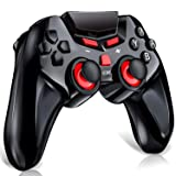 BEBONCOOL Switch Pro Controller for Nintendo, 6 Axis Wireless Pro Game Remote Built-in Dual Motors (Upgrade Version) (Color: Black)