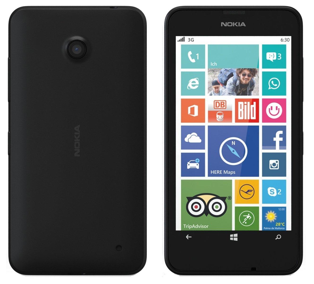 Nokia Lumia 635 8GB Unlocked GSM 4G LTE