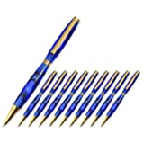 Legacy Woodturning, Slimline Pen Kit, Multi-Packs, Choose Your Finish