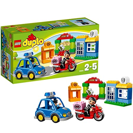 Lego - A1400551 - Intervention De Police - Duplo