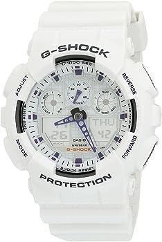 Casio GA100A-7 Mens Sports Watch