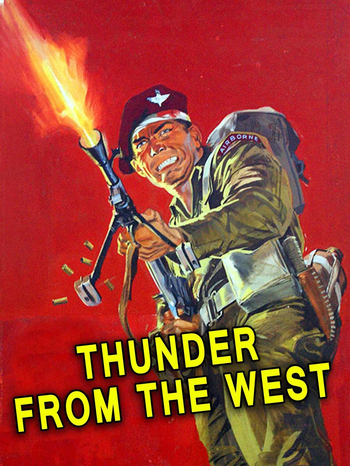 Thunder From The West on Amazon Prime Instant Video UK