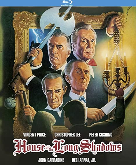 House of the Long Shadows [Blu-ray]