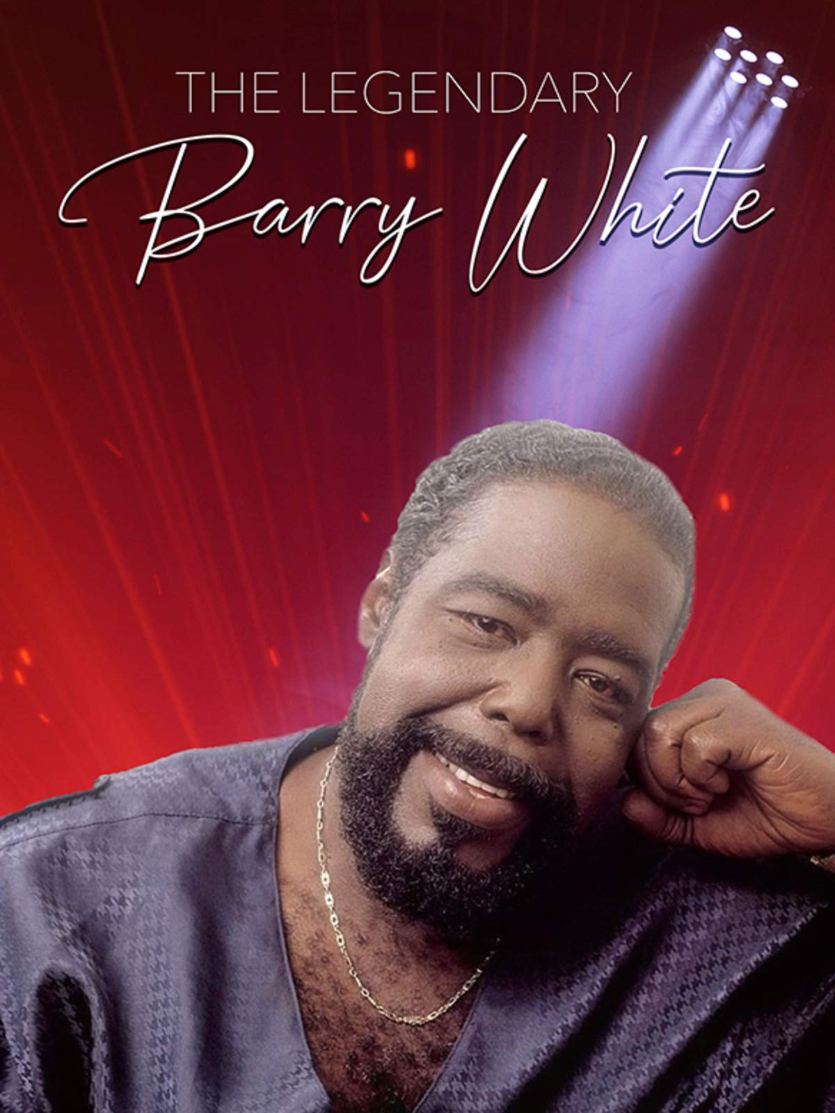 The Legendary Barry White on Amazon Prime Video UK