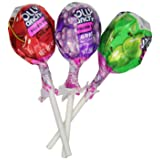 JOLLY RANCHER Filled Candy Lollipops, Assorted Flavors, 100 Count (Tamaño: 100 Count)