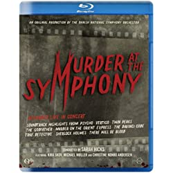 Murder at the Symphony [Blu-ray]
