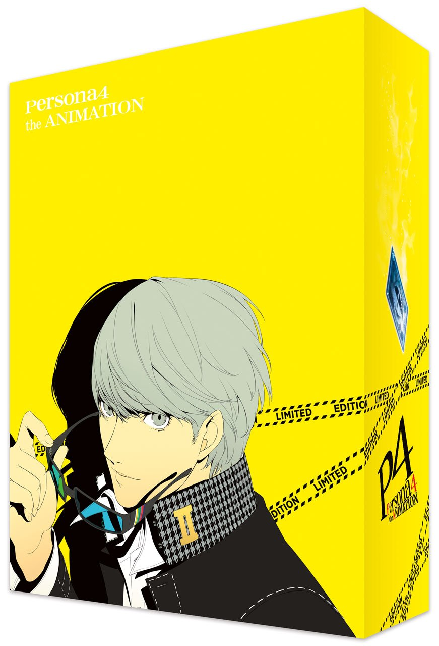 Persona 4 Animation Collector S Edition Gets Details And