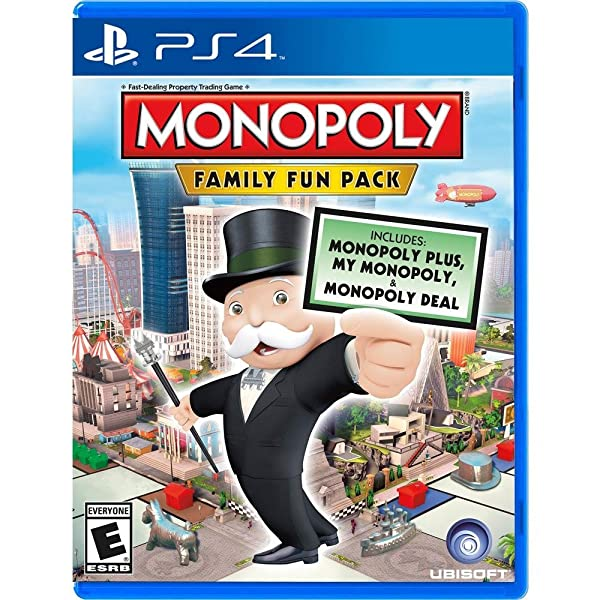 Ubisoft Monopoly Family Fun Pack