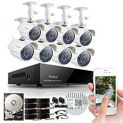 Funlux Outdoor Surveillance Camera