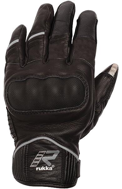 Rukka rytmi gants de moto noir