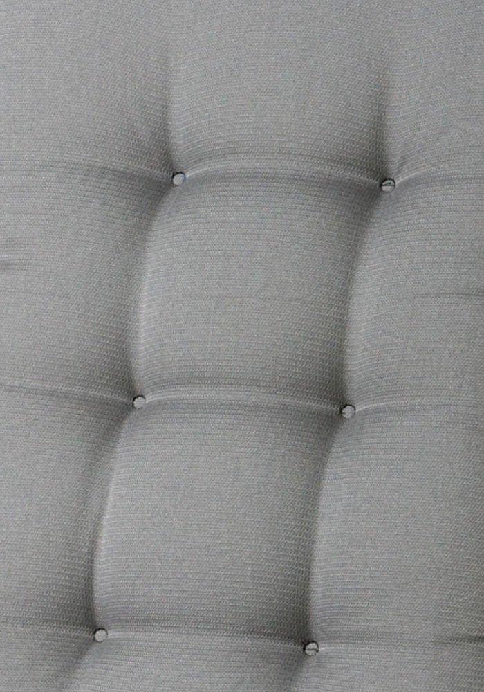 Liegenauflage Structure Bezug: Grau günstig online kaufen