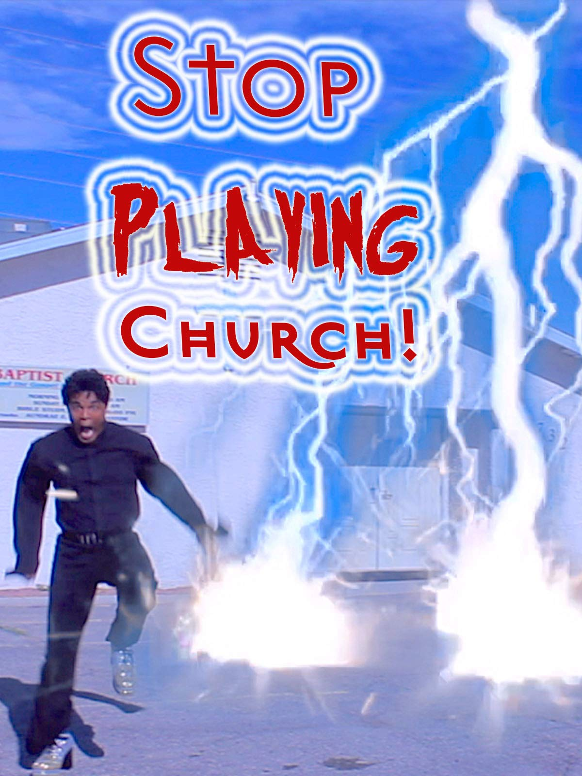 Stop Playing Church
