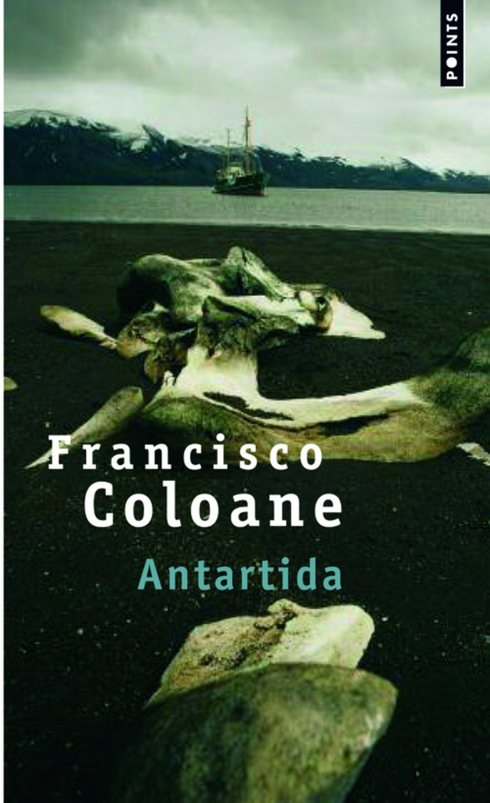Antartida - Francisco Coloane