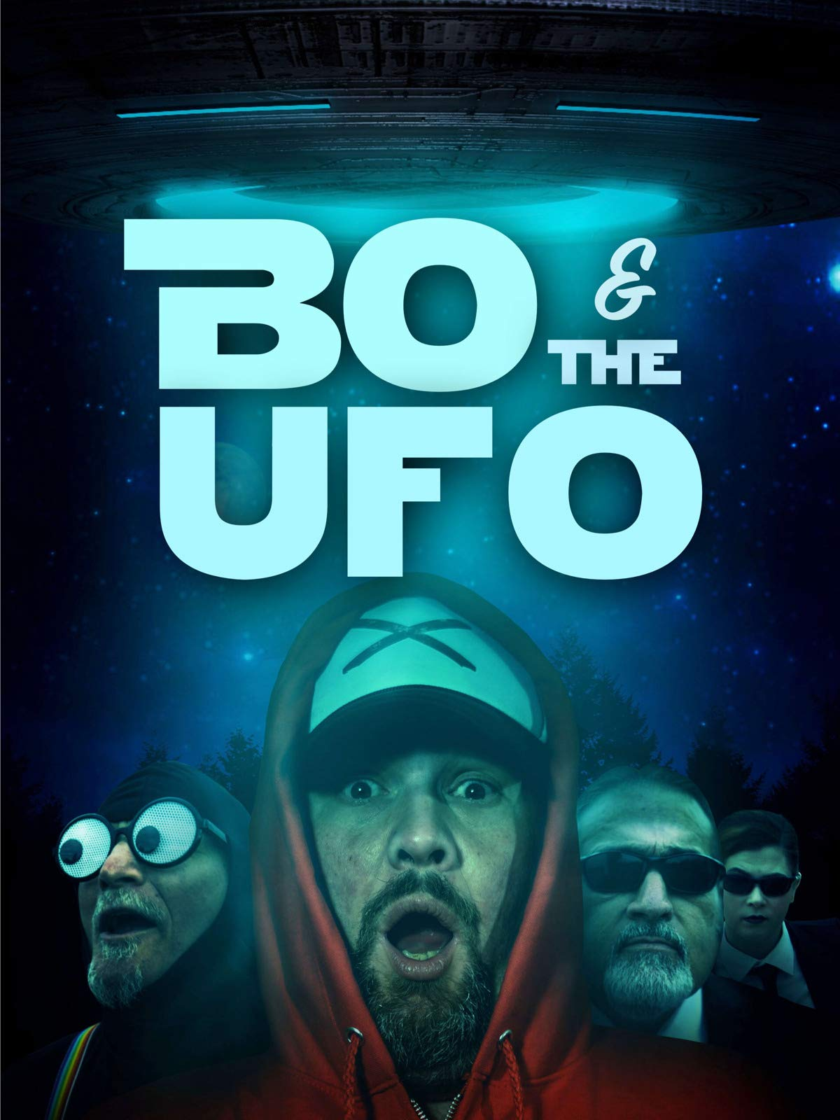 Bo & The UFO on Amazon Prime Video UK