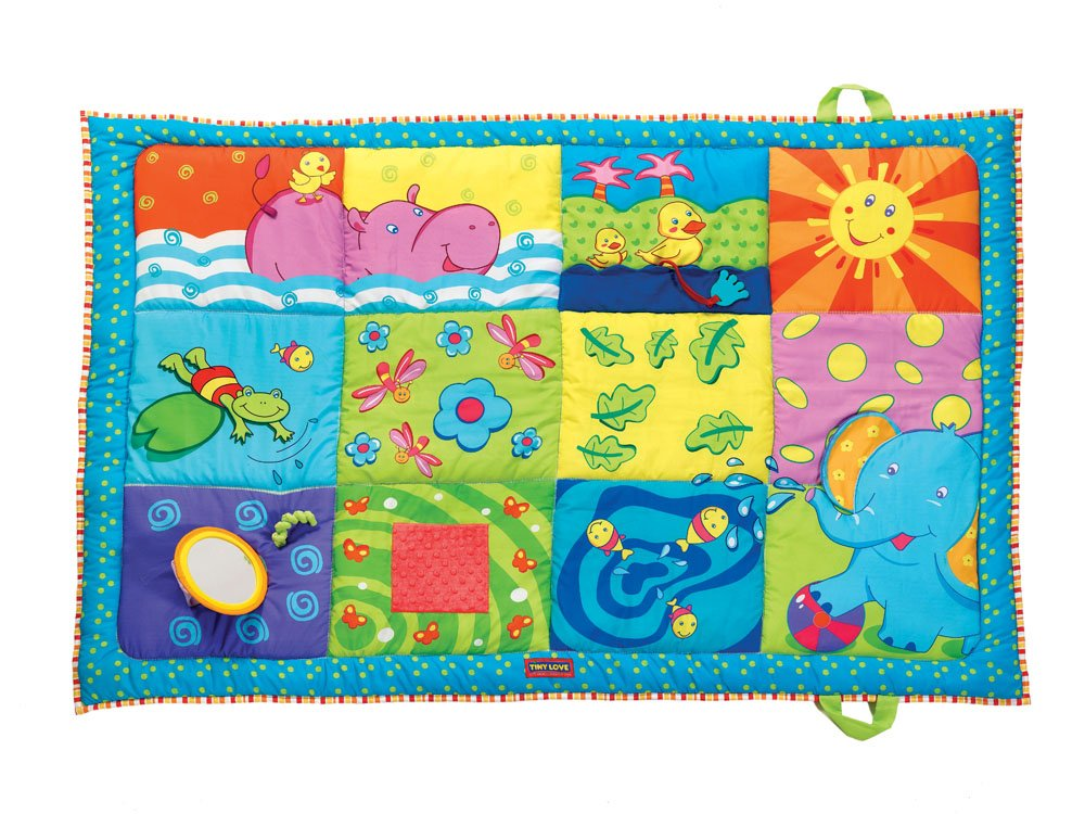 Little children's activity mats