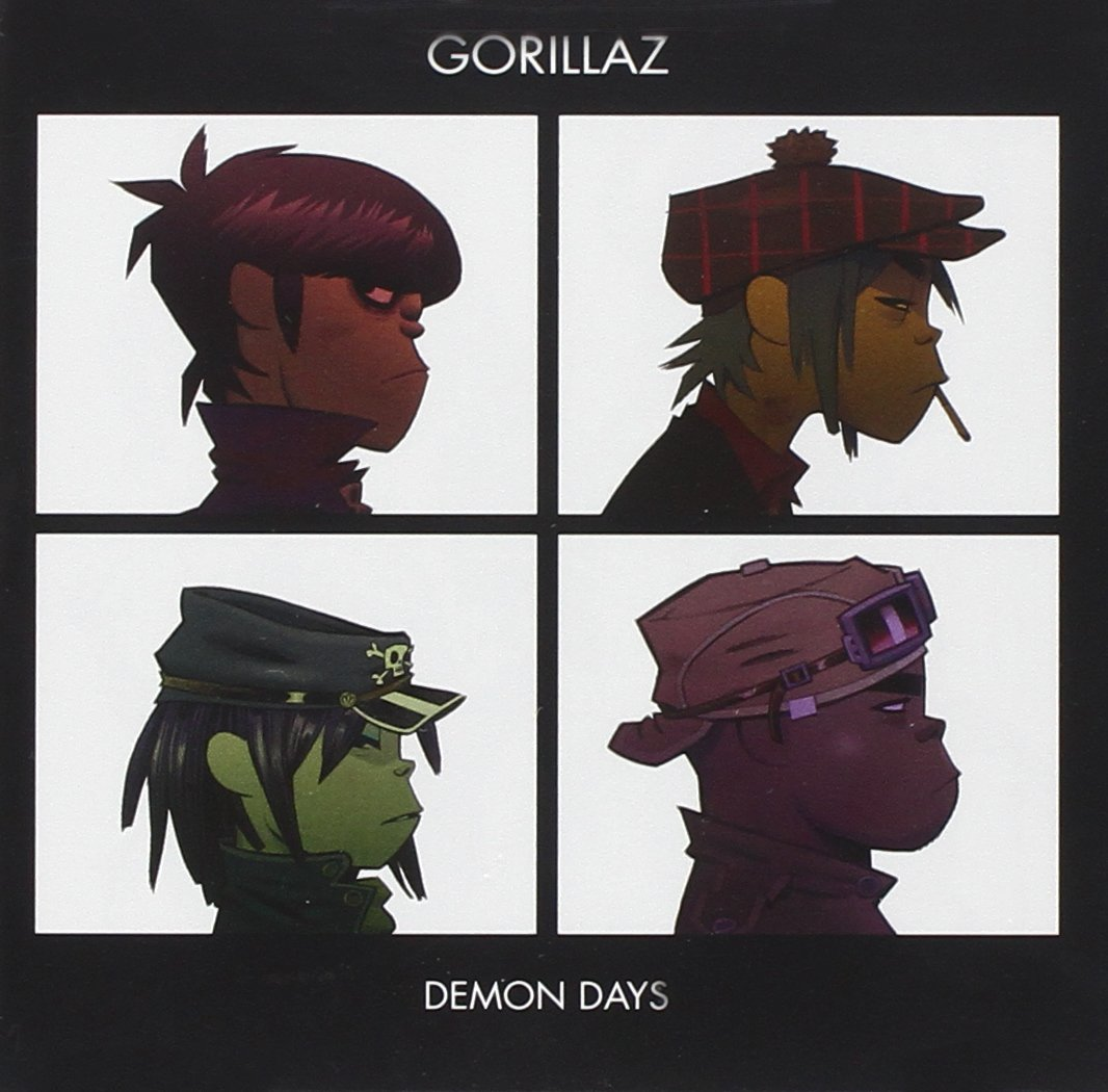 Demon Days by Gorillas