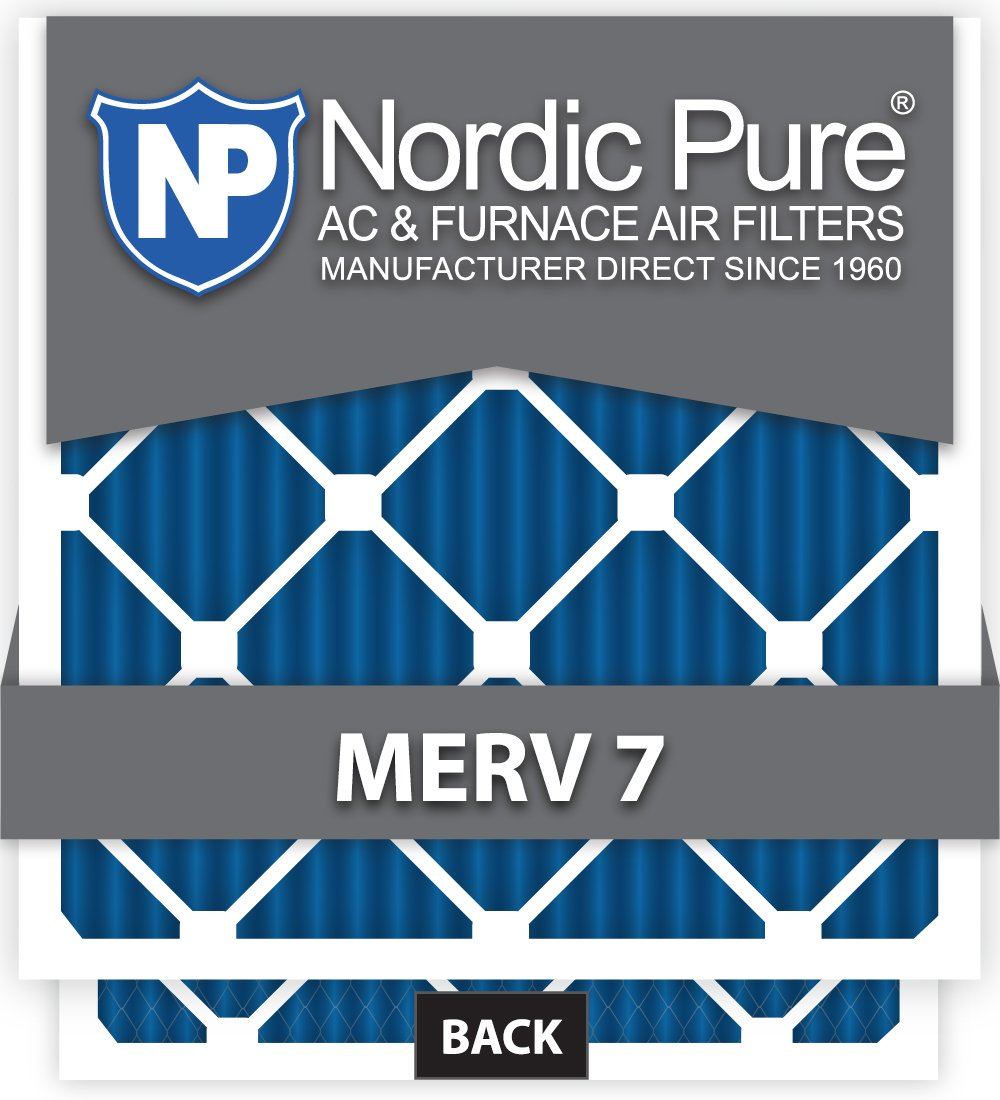 21 1/2x24x1 Exact MERV 7 AC Furnace Filters Qty 6 25x29x1 merv 12 ac furnace filters qty 6