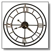 Howard Miller York Station Overized Wall Clock