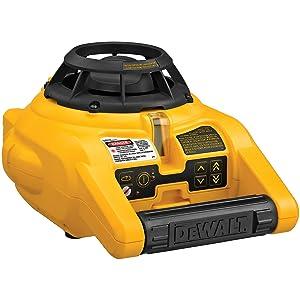 DEWALT DW074KD Rotary Laser Kit