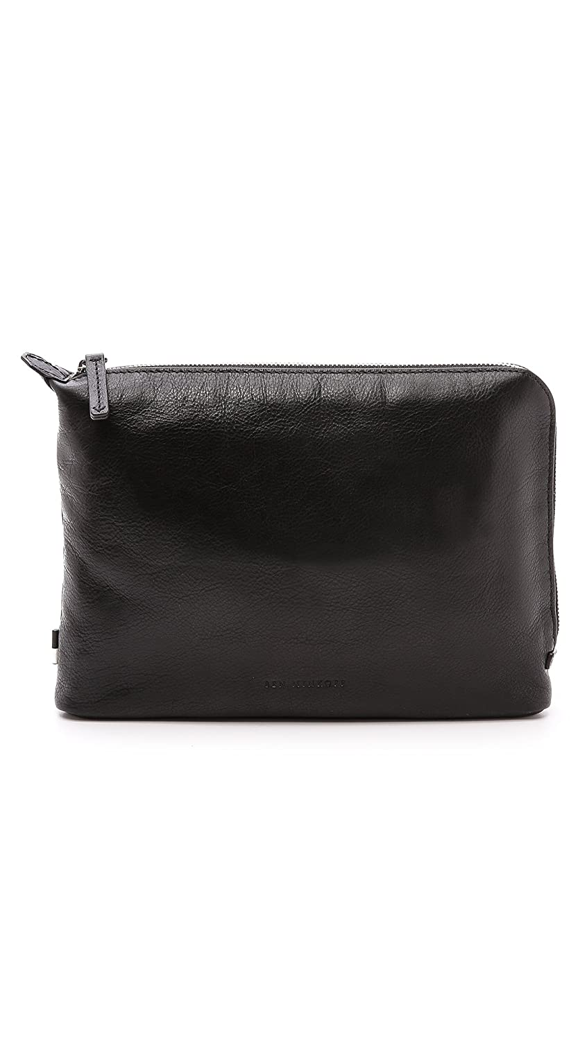 Ben Minkoff Men's Pebbled Leather Jerry Pouch сумка rebecca minkoff rebecca minkoff re035bwoau95