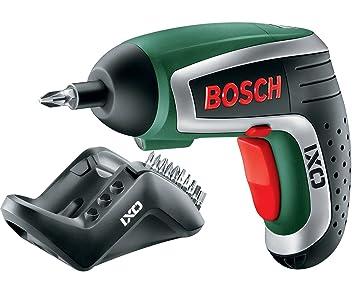 Bosch Visseuse sans fil IXO avec 10 embouts de vissage et chargeur  0603981000 cc981fdcbcbe