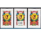 3 Decks Spanish Playing Cards Baraja Espanola 50 Cards Naipes Tarot New Sealed