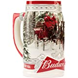 Budweiser 2017 Holiday Stein, 31-ounce