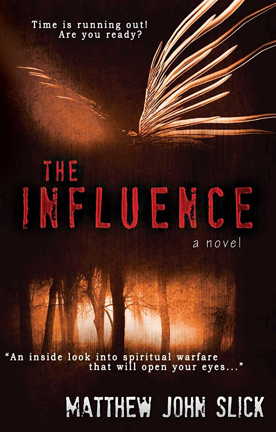The Influence (Supernatural Thriller) Kindle Edition