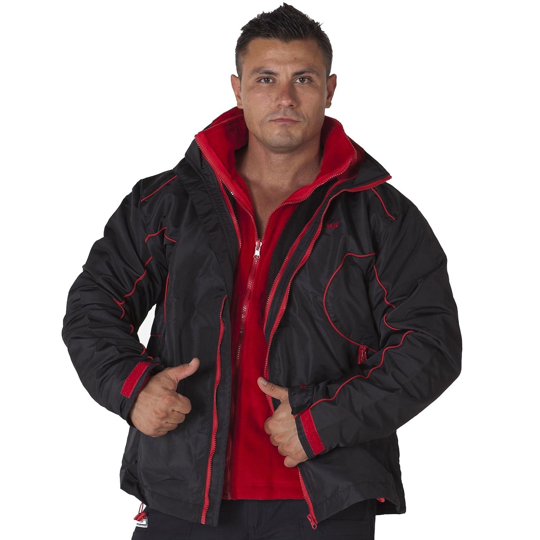 BIG SAM SPORTSWEAR COMPANY Jacke Winterjacke Bomberjacke *4008A * bestellen